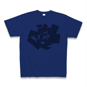 Vinyliez (バイナリーズ) ロゴTシャツ <カラー:ロイヤルブルー、サイズ:S~XL>