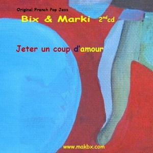 "2e CD 少しの愛を投げて ""jeuter un coup d'amour"""