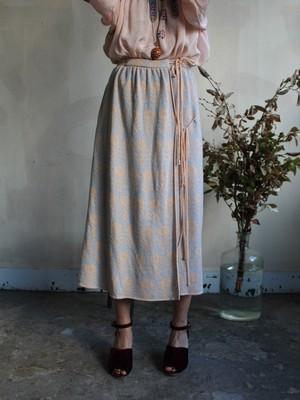 70s london vintage skirt