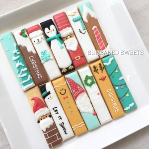 【再販受付開始】Holiday Cookie Bars