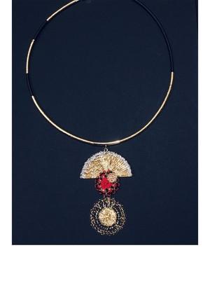 brand:ICHIHARU 『ハトルの首飾り』(Hathor's necklace ) 【necklace】