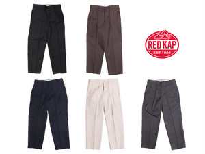 REDKAP|PRESS WORK PANTS