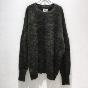 bedsidedrama 山人の優しい セーター black
