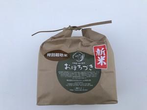 旭川産 特別栽培米 おぼろづき米 2kg