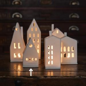 0 キャンドルホルダー Light House Small House #090