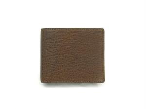 二つ折り財布 バッファロー チョコ