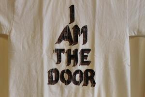 City Lights Bookstore / I AM THE DOOR PRINT T SHIRTS