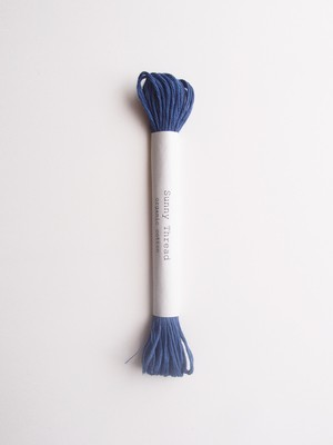 Sunny thread #16 オーガニックコットン 刺繍糸
