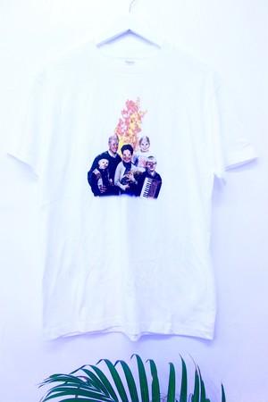 【ohiana × MINERAL】Family Tee