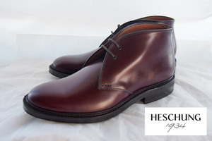 【Sold Out】エシュン|HESCHUNG|NILS|チャッカブーツ|7