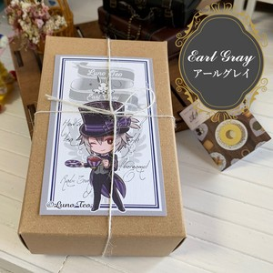 紅茶:Earl Grey in paper box