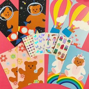 Postcard & Sticker Set(3月4日再入荷予定)