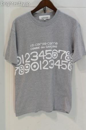 10 CORSO COMO COMME des GARCONS Tシャツ