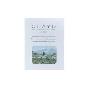 CLAYD for bath WEEKBOOK