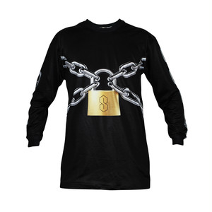 【SOWET】LOCKED UP LONG SLEEVE BLACK
