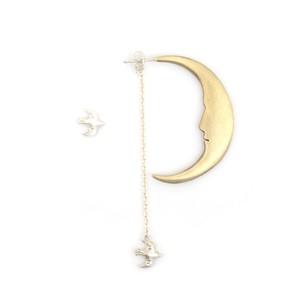 月とことりピアス