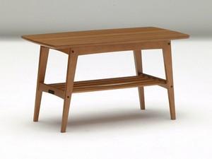 【カリモク60】リビングテーブル小 ウォールナット
