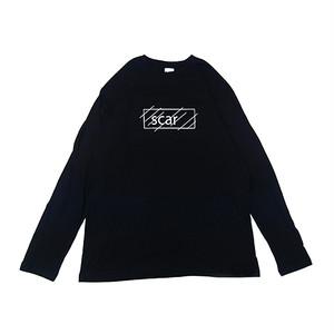 scar /////// OG L/S TEE (Black) 3.8oz