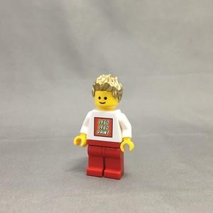 LEGO レゴ 金髪①(カスタムペイント)