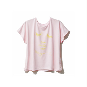 hntbk2008 Nao FACE ドルマンTシャツPINK