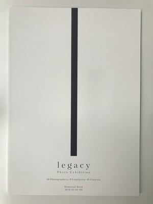 写真集 legacy
