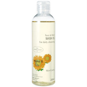 Make It & Co face&Body WASH OIL ラベンダー、シトラス