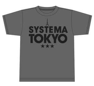 SYSTEMA TOKYO Slim fit T-shirts