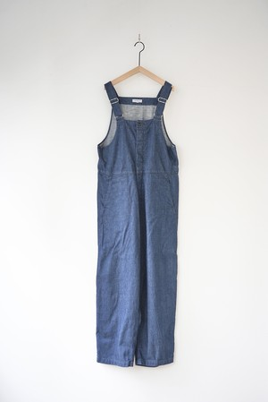 【ORDINARY FITS】DUKE OVERALL one wash/OF-O024OW