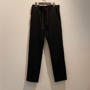 EASY PANTS -GABARDINE- (BLACK) /  LOST CONTROL