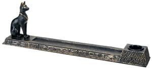 バステト お香立て インセンスバーナーエジプシャン・置物・フィギュア・古代エジプトYTC5327