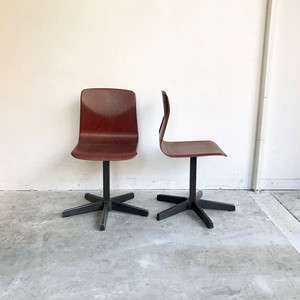 Galvanitas Asterisk Leg Kids Chair 60's オランダ