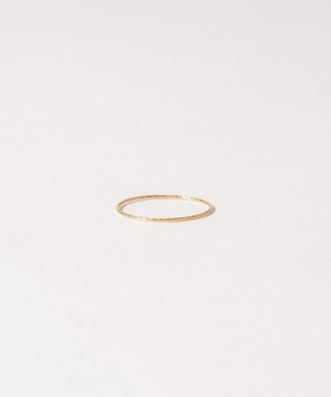 Thin Rope Ring[Silver925]