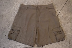 USED REI Cotton shorts -W35 P0524