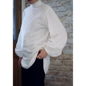 jonnlynx / gauze shirts (white)