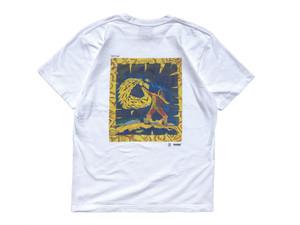 Segawa Tatsuya / pull in sai x MAGICNUMBER Limited T-shirts WH