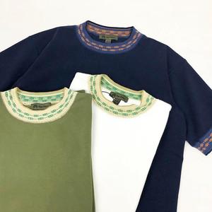 Nigel Cabourn / Jacquard T-Shirt