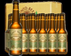 神都麥酒(しんとビール)ビン 24本
