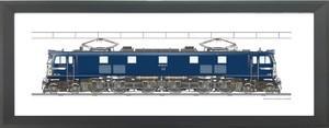 EF58 157  850x300mm