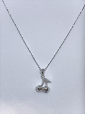 Cherry Necklace / Silver925 シルバーネックレス /IN-PUT-OUT