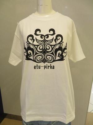 アイヌ文様 Tシャツ (002-10)