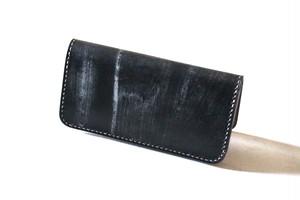 Long Wallet 〜UK Bridle×Buttero〜 BLACK