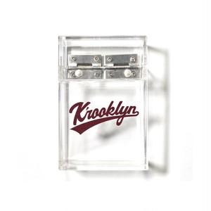 K'rooklyn Logo Cigarette Case