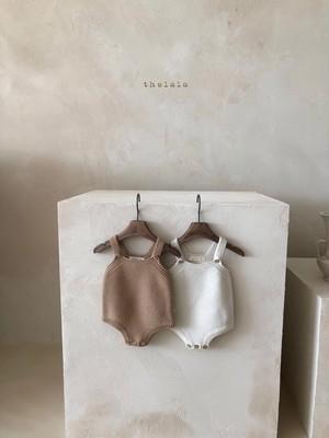 the lalla / ニットスーツ