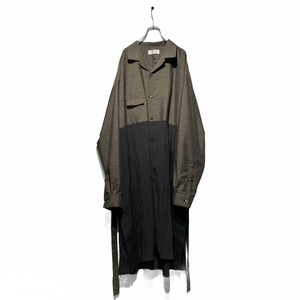 Shirts-Coat (brown)