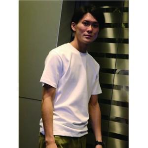 ZA TOKYO ベーシッククルーネックTシャツ Z001