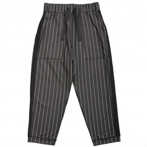 quolt《STRIPE-KNIT PANTS》2色☆