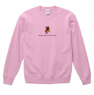 【3/1受注締切】Arcade Boy Sweat (Pink)