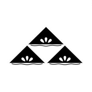 三つ鱗松 aiデータ