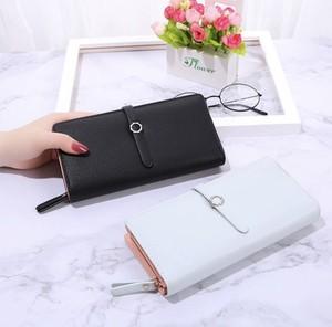 レディースファッション 財布 小物 かわいい 小銭いれ カードケース おしゃれ カジュアル シンプル 長財布★02899
