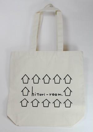 ヒトリルームキャンパストート hitori-room